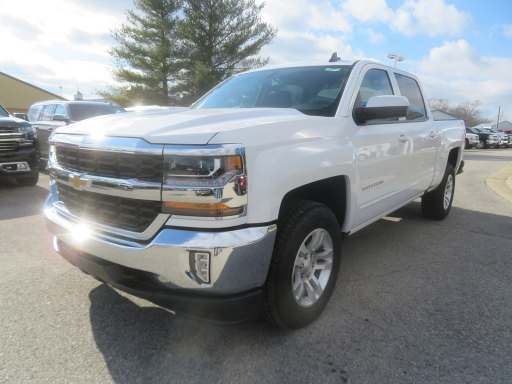 2018 Silverado 1500 Crew Cab 4x4,  Pickup #C2029 - photo 4