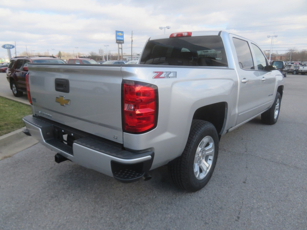 2018 Silverado 1500 Crew Cab 4x4,  Pickup #C2074 - photo 2