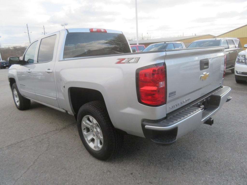 2018 Silverado 1500 Crew Cab 4x4,  Pickup #C2074 - photo 4