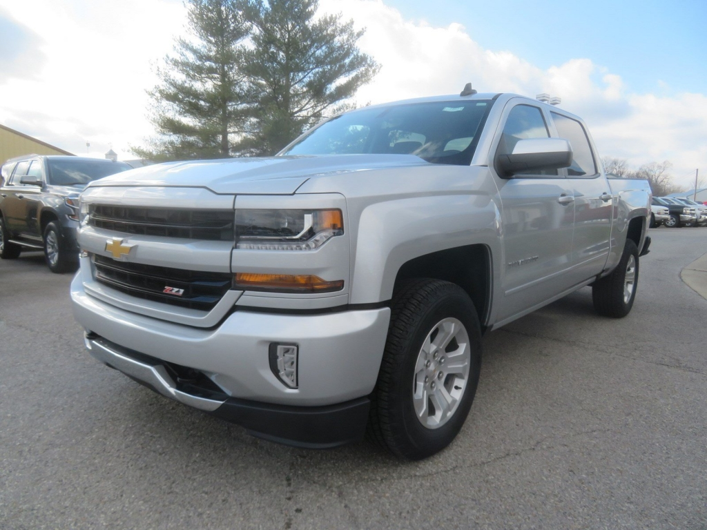 2018 Silverado 1500 Crew Cab 4x4,  Pickup #C2074 - photo 3