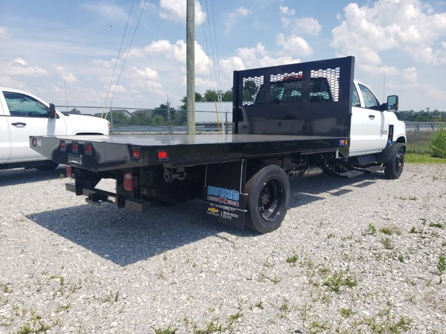2019 Chevrolet Silverado Medium Duty Crew Cab DRW 4x2, Knapheide Platform Body #C2742 - photo 1