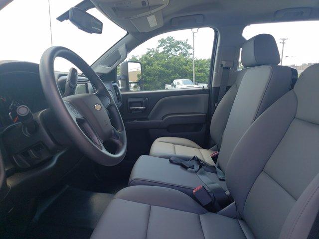 2019 Silverado Medium Duty Crew Cab DRW 4x2,  Knapheide Value-Master X Platform Body #C2742 - photo 7