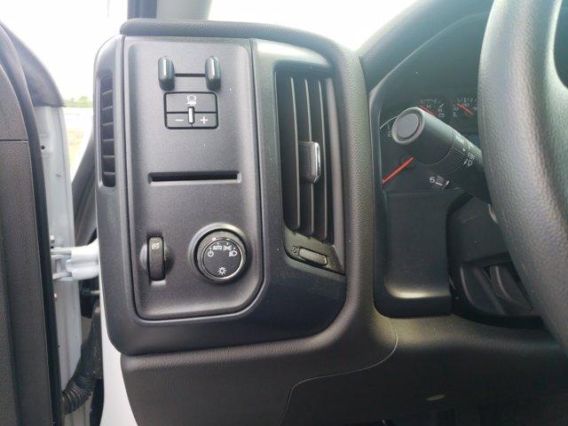 2019 Silverado Medium Duty Crew Cab DRW 4x2,  Knapheide Value-Master X Platform Body #C2742 - photo 9