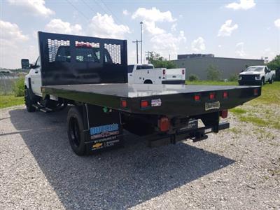 2019 Silverado Medium Duty Crew Cab DRW 4x2,  Knapheide Value-Master X Platform Body #C2742 - photo 4