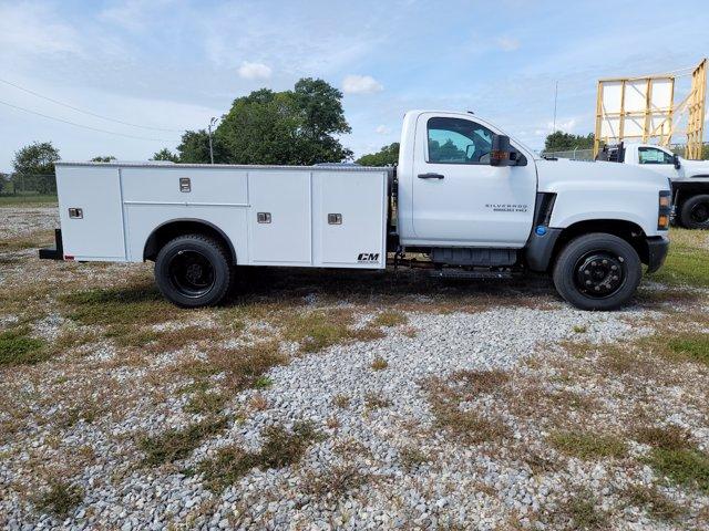 2019 Silverado Medium Duty Regular Cab DRW 4x2,  CM Truck Beds Service Body #C2743 - photo 3
