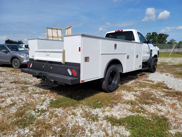 2019 Chevrolet Silverado Medium Duty Regular Cab DRW 4x2, CM Truck Beds Service Body #C2743 - photo 1