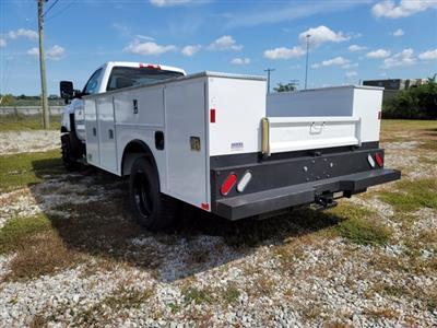 2019 Silverado Medium Duty Regular Cab DRW 4x2,  CM Truck Beds Service Body #C2743 - photo 4