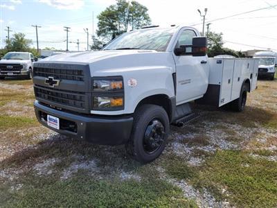 2019 Silverado Medium Duty Regular Cab DRW 4x2,  CM Truck Beds Service Body #C2743 - photo 5