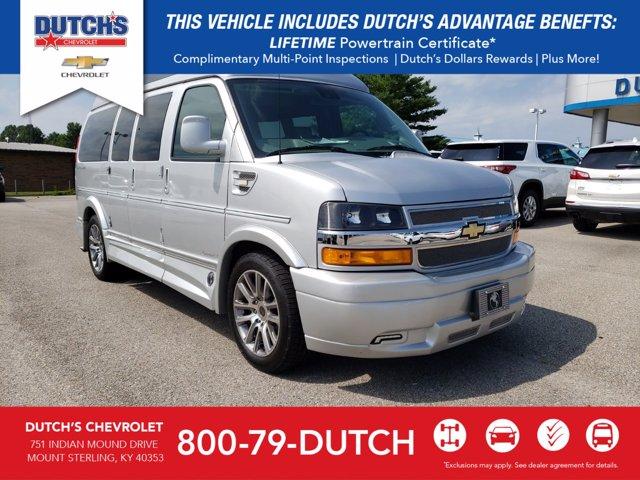 2020 Chevrolet Express 2500 4x2, Explorer Passenger Wagon #C2753 - photo 1