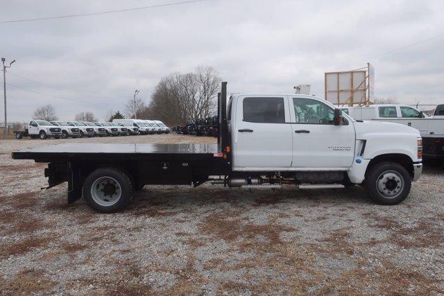 2020 Silverado Medium Duty Crew Cab DRW 4x2,  Monroe Truck Equipment Platform Body #C2896 - photo 4