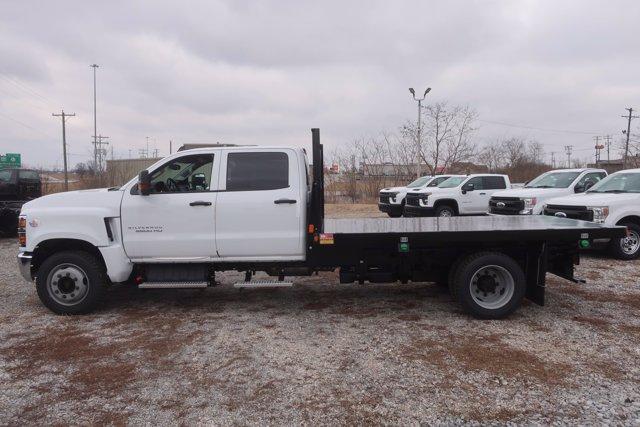 2020 Silverado Medium Duty Crew Cab DRW 4x2,  Monroe Truck Equipment Platform Body #C2896 - photo 7