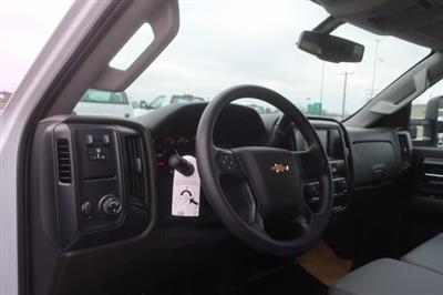 2020 Silverado Medium Duty Crew Cab DRW 4x2,  Monroe Truck Equipment Platform Body #C2896 - photo 11