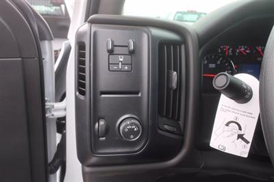 2020 Silverado Medium Duty Crew Cab DRW 4x2,  Monroe Truck Equipment Platform Body #C2896 - photo 14