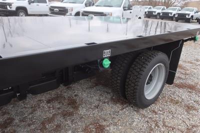 2020 Silverado Medium Duty Crew Cab DRW 4x2,  Monroe Truck Equipment Platform Body #C2896 - photo 23