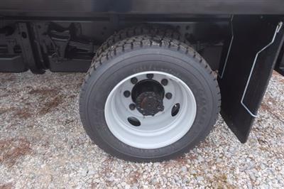 2020 Silverado Medium Duty Crew Cab DRW 4x2,  Monroe Truck Equipment Platform Body #C2896 - photo 24