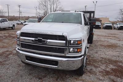 2020 Silverado Medium Duty Crew Cab DRW 4x2,  Monroe Truck Equipment Platform Body #C2896 - photo 9
