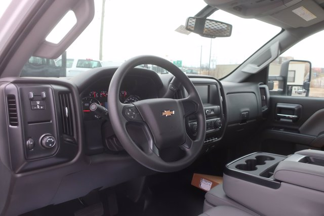2020 Silverado Medium Duty Regular Cab DRW 4x2,  Monroe Truck Equipment Platform Body #C2937 - photo 13