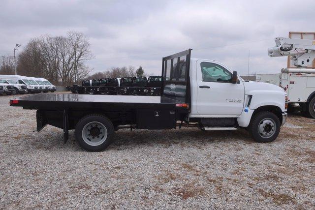 2020 Silverado Medium Duty Regular Cab DRW 4x2,  Monroe Truck Equipment Platform Body #C2937 - photo 4