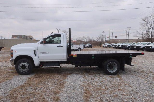 2020 Silverado Medium Duty Regular Cab DRW 4x2,  Monroe Truck Equipment Platform Body #C2937 - photo 7