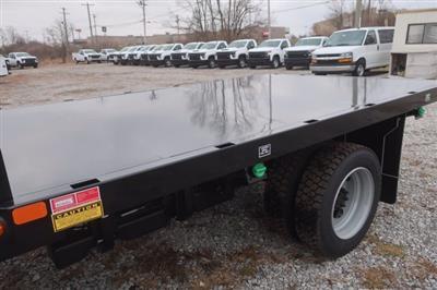 2020 Silverado Medium Duty Regular Cab DRW 4x2,  Monroe Truck Equipment Platform Body #C2937 - photo 23