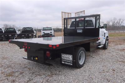 2020 Silverado Medium Duty Regular Cab DRW 4x2,  Monroe Truck Equipment Platform Body #C2937 - photo 2