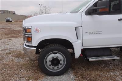 2020 Silverado Medium Duty Regular Cab DRW 4x2,  Monroe Truck Equipment Platform Body #C2937 - photo 8