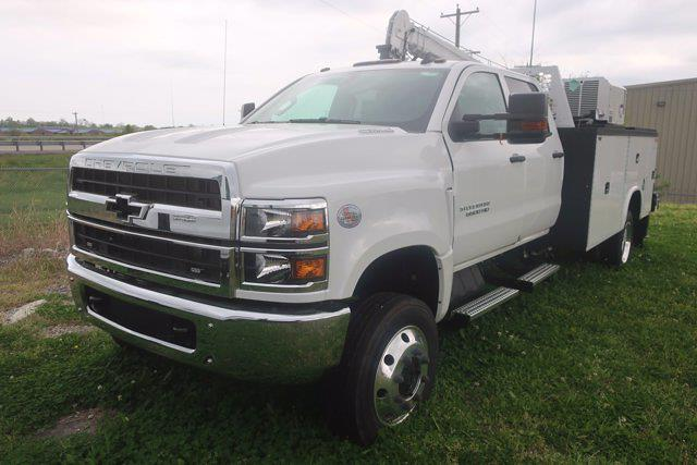 2020 Chevrolet Silverado Medium Duty Crew Cab DRW 4x4, Mechanics Body #C3070 - photo 11