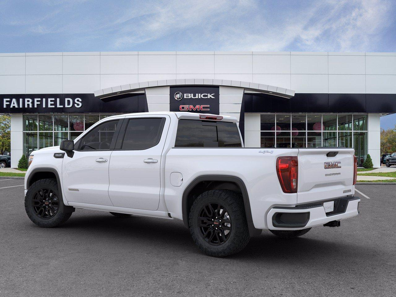2020 GMC Sierra 1500 Crew Cab 4x4, Pickup #G20370 - photo 4