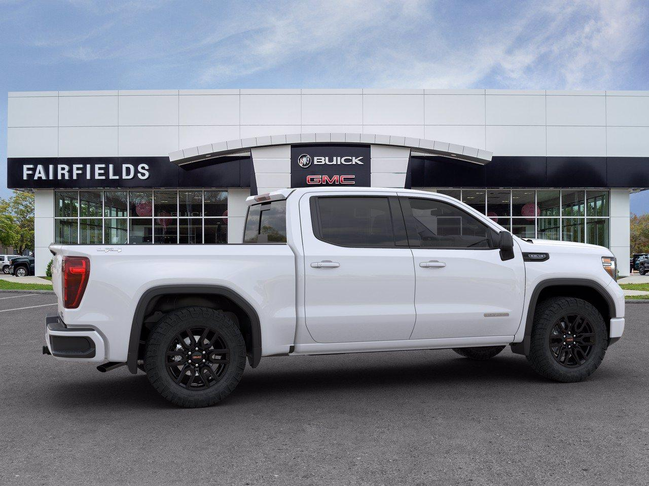 2020 GMC Sierra 1500 Crew Cab 4x4, Pickup #G20370 - photo 5