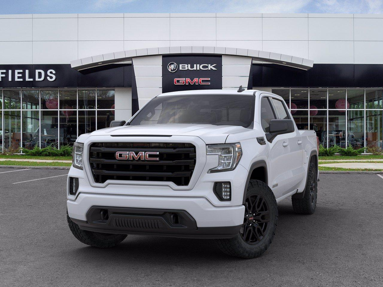 2020 GMC Sierra 1500 Crew Cab 4x4, Pickup #G20370 - photo 6