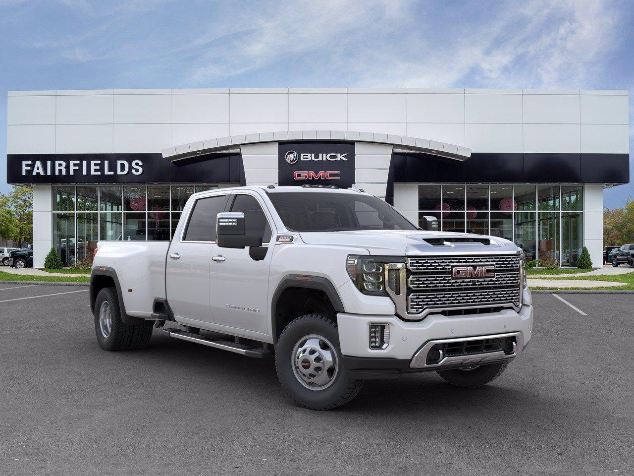 2020 GMC Sierra 3500 Crew Cab 4x4, Pickup #G20475 - photo 1