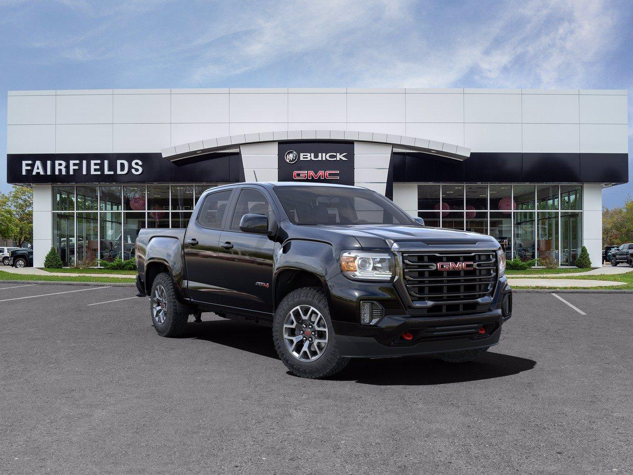 2021 GMC Canyon Crew Cab 4x4, Pickup #G2104 - photo 1
