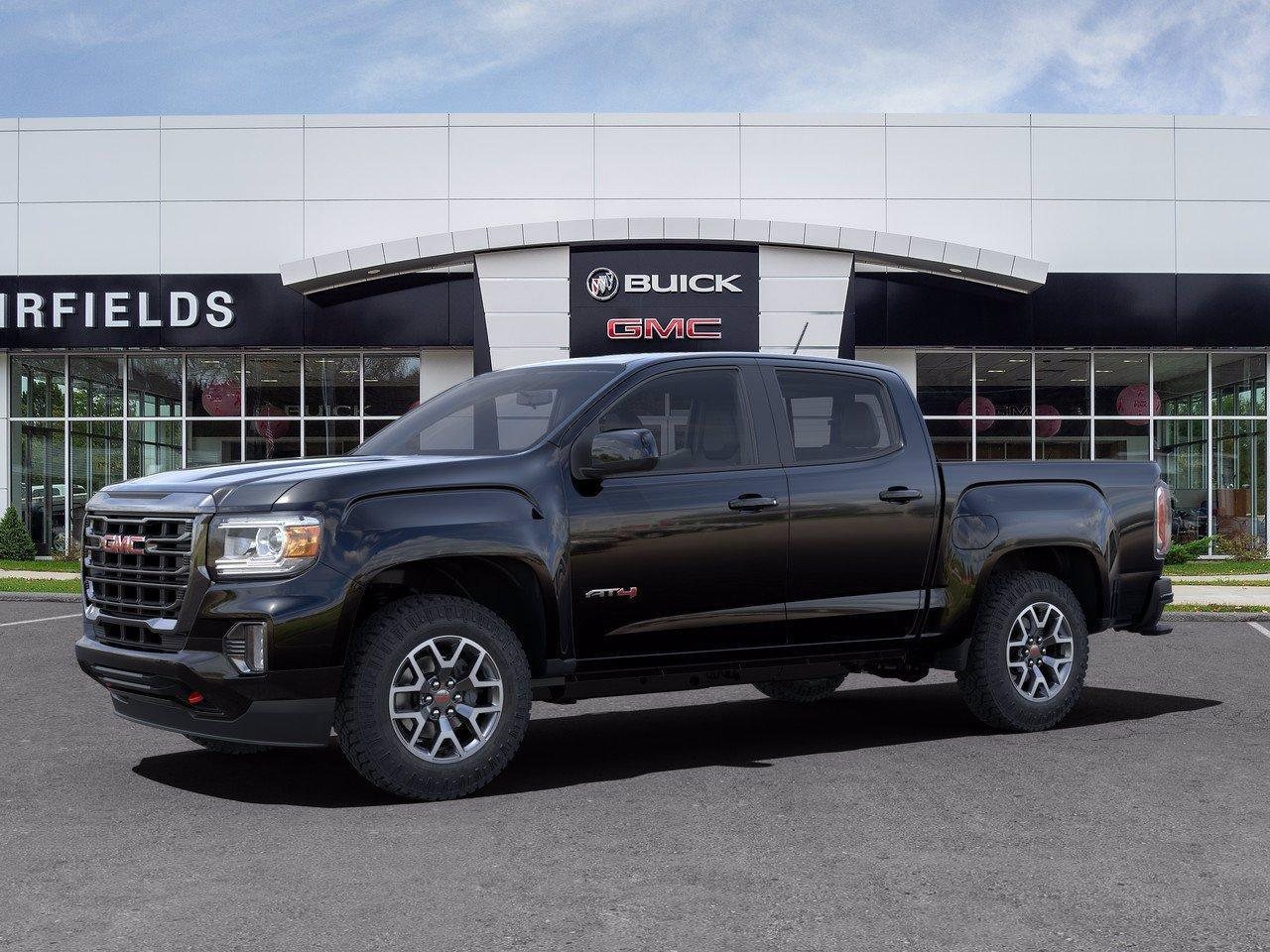 2021 GMC Canyon Crew Cab 4x4, Pickup #G2104 - photo 3