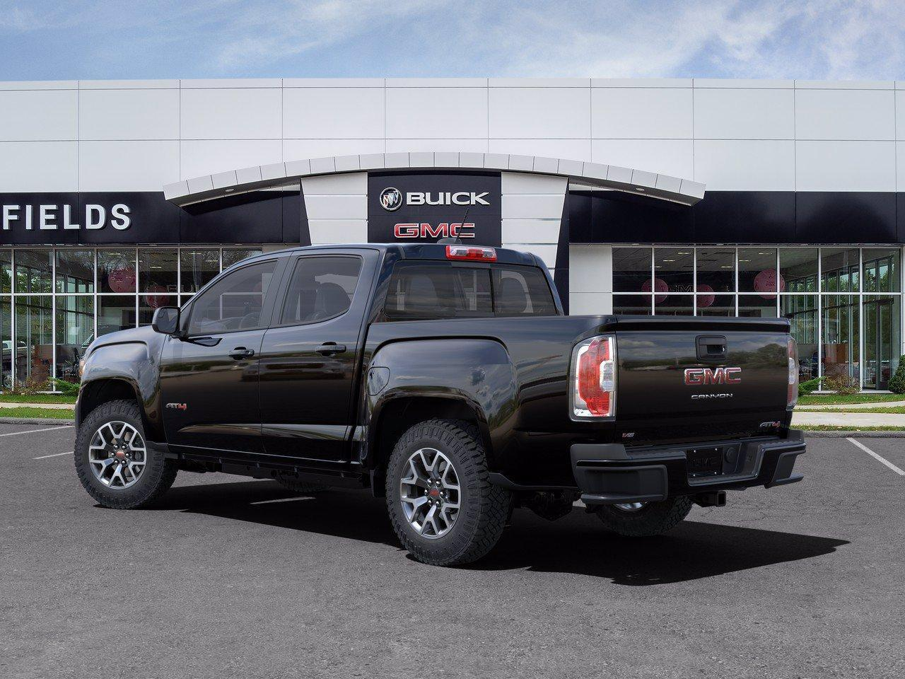 2021 GMC Canyon Crew Cab 4x4, Pickup #G2104 - photo 4