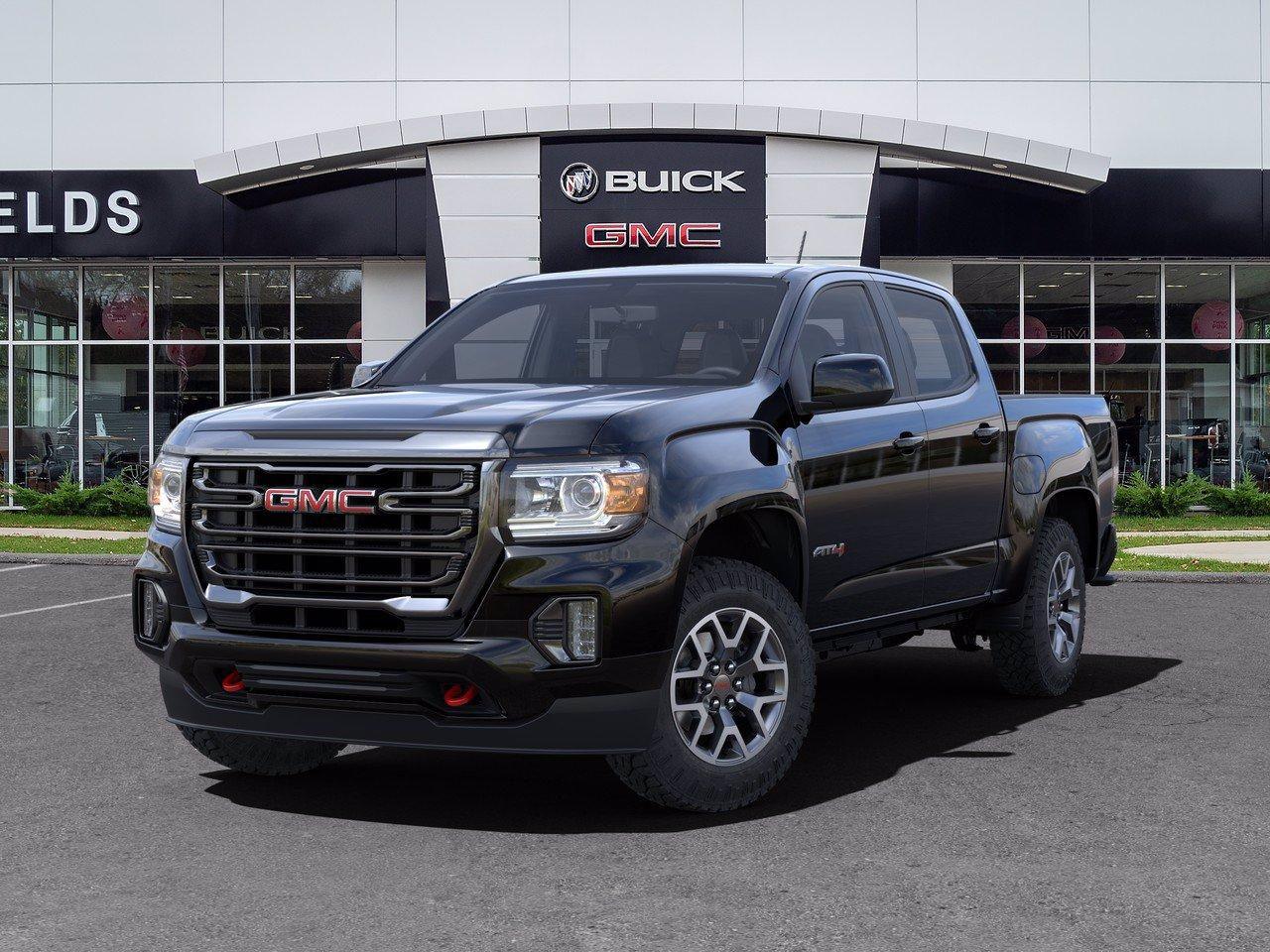 2021 GMC Canyon Crew Cab 4x4, Pickup #G2104 - photo 6