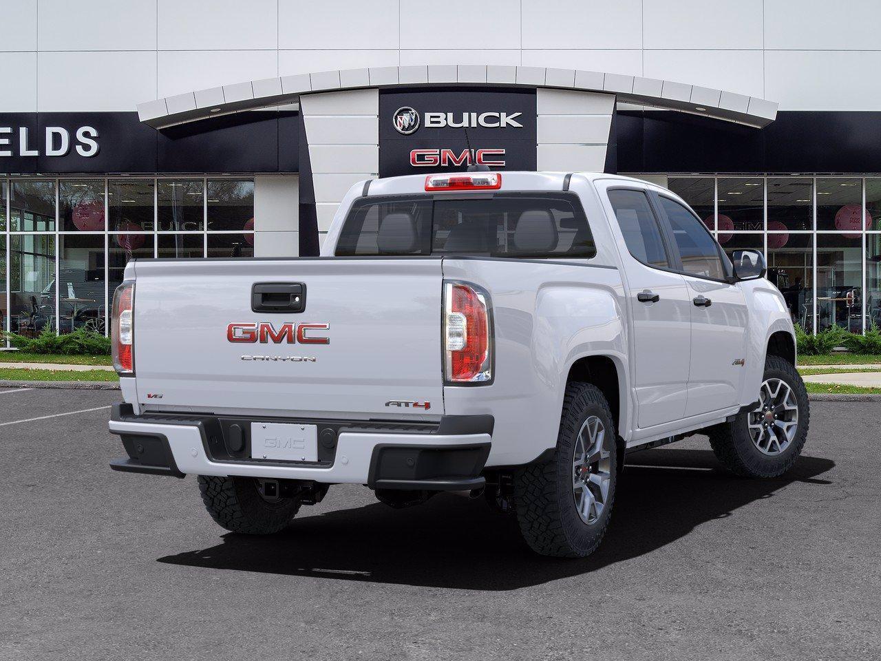 2021 GMC Canyon Crew Cab 4x4, Pickup #G21145 - photo 2