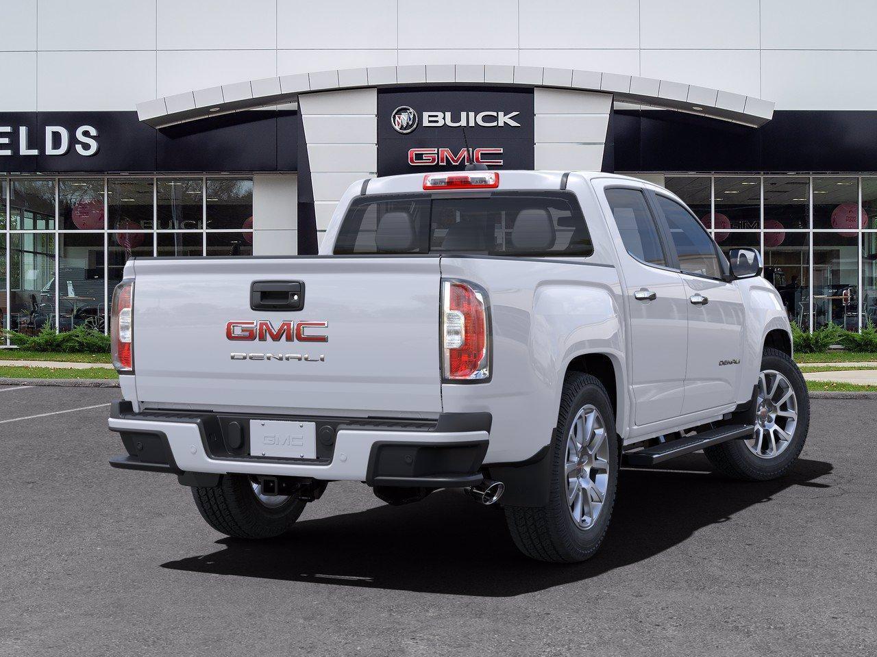 2021 GMC Canyon Crew Cab 4x4, Pickup #G21157 - photo 2
