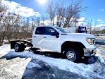 2021 GMC Sierra 3500 Double Cab 4x4, Cab Chassis #G21171 - photo 4