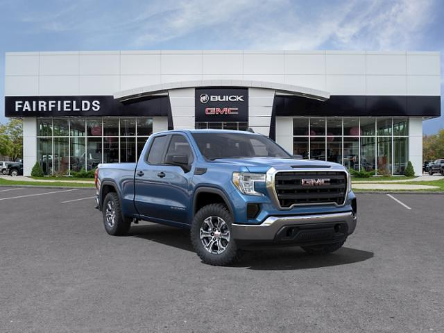2021 GMC Sierra 1500 Double Cab 4x4, Pickup #G21305 - photo 1