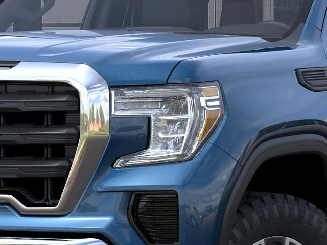 2021 GMC Sierra 1500 Double Cab 4x4, Pickup #G21305 - photo 8