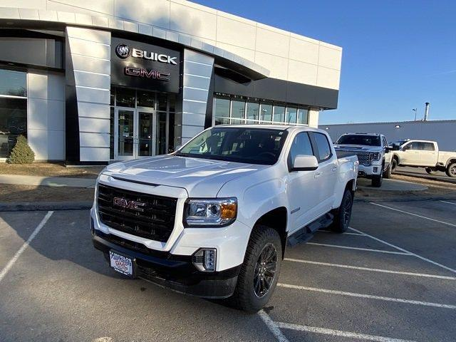 2021 GMC Canyon Crew Cab 4x4, Pickup #G2155 - photo 1