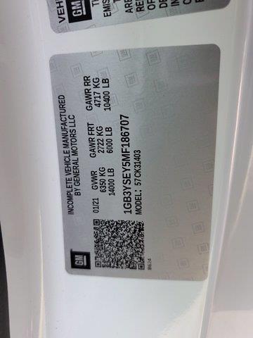 2021 Silverado 3500 Regular Cab 4x4,  Rugby Eliminator LP Steel Dump Body #21WC128 - photo 13