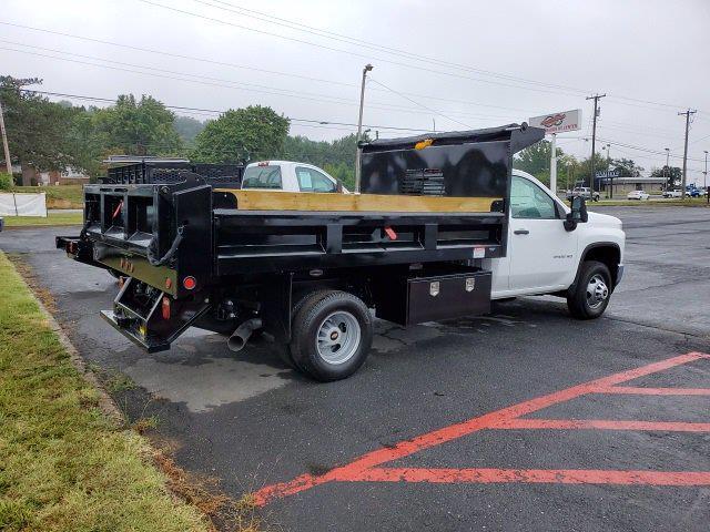 2021 Silverado 3500 Regular Cab 4x4,  Dump Body #21WC148 - photo 2