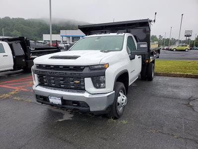 2021 Silverado 3500 Regular Cab 4x4,  Dump Body #21WC148 - photo 4