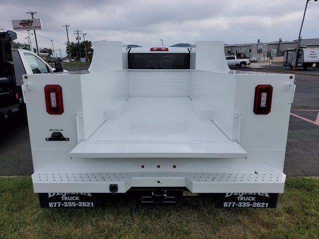 2021 Silverado 3500 Regular Cab 4x4,  Service Body #21WC168 - photo 9