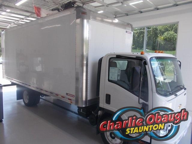 2018 LCF 4500 Regular Cab,  Morgan Fastrak Dry Freight #C18323 - photo 1
