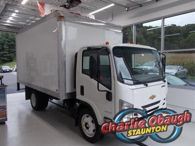 2018 LCF 4500 Regular Cab 4x2,  Dejana Truck & Utility Equipment DuraCube Dry Freight #C18334 - photo 1