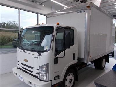 2018 LCF 4500 Regular Cab 4x2,  Dejana Truck & Utility Equipment DuraCube Dry Freight #C18334 - photo 6