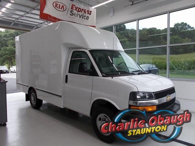 2018 Express 3500 4x2,  Unicell Aerocell CW Cutaway Van #C18409 - photo 1
