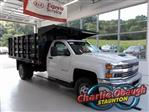 2018 Silverado 3500 Regular Cab,  Freedom Stake Bed #C18411 - photo 1